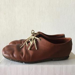 ニコアンド(niko and...)の本革シューズ (ローファー/革靴)