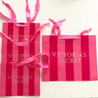 ヴィクトリアズシークレット(Victoria's Secret)のヴィクトリアズシークレット ヴィクシー ショッパー ショップ袋(ショップ袋)