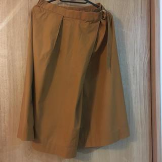 ガリャルダガランテ(GALLARDA GALANTE)のひざ丈スカート パンツ(ひざ丈スカート)