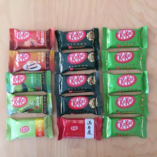ネスレ(Nestle)のキットカット 15個(菓子/デザート)