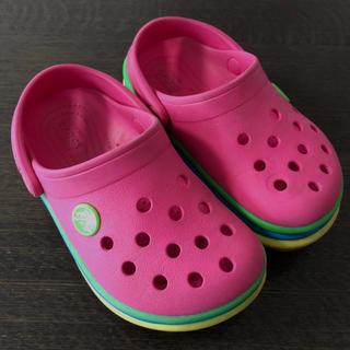 crocs - クロックス キッズ サンダル
