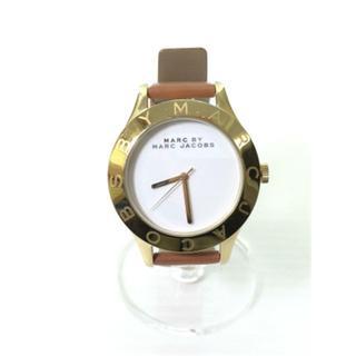 マークバイマークジェイコブス(MARC BY MARC JACOBS)のMARC BY MARC JACOBS腕時計/アナログ/MBM1218/箱付/(腕時計)