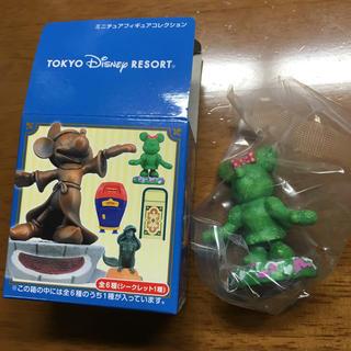 ディズニー(Disney)のミニチュアフィギュアコレクション ミニー(ミニチュア)
