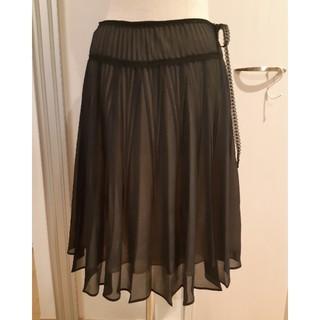 ルーニィ(LOUNIE)のシフォンスカート(ひざ丈スカート)