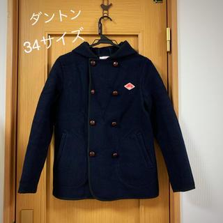DANTON - 2/11まで☆ ダントン DANTON ウールモッサ 人気のコート・34