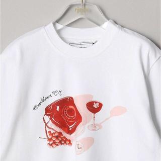 アディッションアデライデ(ADDITION ADELAIDE)のcasablanca  カサブランカ Tシャツ ready made (Tシャツ/カットソー(半袖/袖なし))