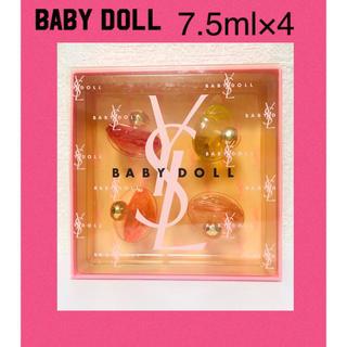 ベビードール(BABYDOLL)の週末限定セール!BABY DOLL オードトワレ  ミニ 香水SET(香水(女性用))