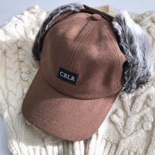TODAYFUL - ファー フライトキャップ CAP キャップ フライト帽 ブラウン 美品