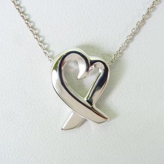 ティファニー(Tiffany & Co.)のティファニー 925 ラビングハート ネックレス[g153-7](ネックレス)