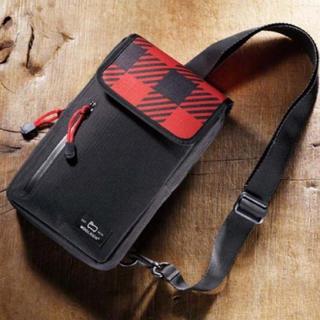 ウールリッチ(WOOLRICH)の2点セット ウールリッチ Woolrich  ボディバッグ ナノユニバース 財布(ボディーバッグ)