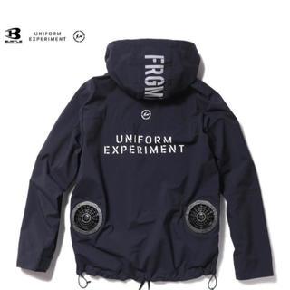 ユニフォームエクスペリメント(uniform experiment)のuniform  experiment フラグメント☆値下げ(ブルゾン)
