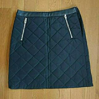 マカフィー(MACPHEE)のマカフィ  キルティングスカート(ミニスカート)