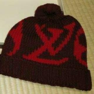 ルイヴィトン(LOUIS VUITTON)のルイヴィトンのニット帽 ボネグランフロアです。(ニット帽/ビーニー)