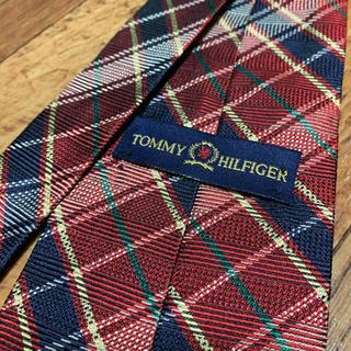 トミーヒルフィガー(TOMMY HILFIGER)の極美品 トミーヒルフィガー ネクタイ(ネクタイ)