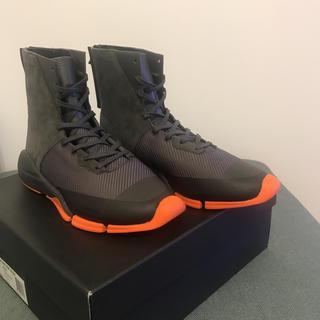 ワイスリー(Y-3)のY-3(ワイスリー) ユニセックスショートブーツ(超美品)(ブーツ)