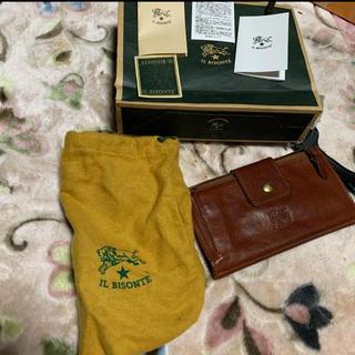 イルビゾンテ(IL BISONTE)のイルビゾンテ財布(長財布)