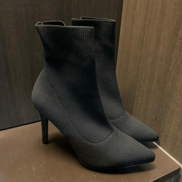 STYLENANDA(スタイルナンダ)のソックスブーツ レディースの靴/シューズ(ブーツ)の商品写真