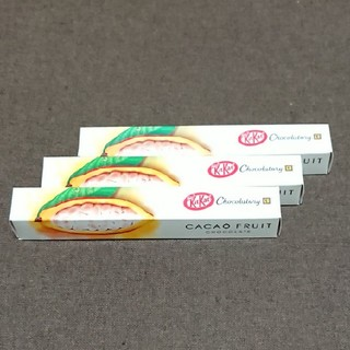 ネスレ(Nestle)のKitKat キットカット CACAOFRUIT(菓子/デザート)