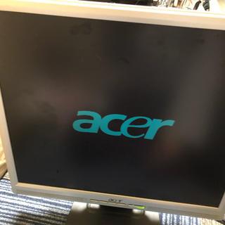 エイサー(Acer)のacre 19インチ PCモニター ジャンク(ディスプレイ)
