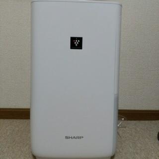 SHARP - SHARP プラズマクラスター 加湿空気清浄機 HV-H55
