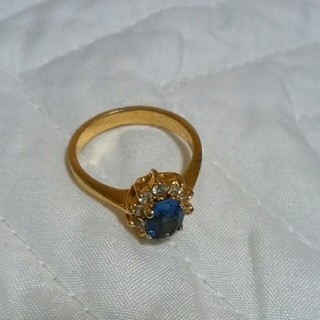 リング ブルー(リング(指輪))