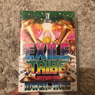 エグザイル トライブ(EXILE TRIBE)のEXILE TRIBE LIVE TOUR 2012 TOWER OF WISH(ミュージック)