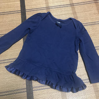 ジンボリー(GYMBOREE)の美品フリルカットソー3T(Tシャツ/カットソー)