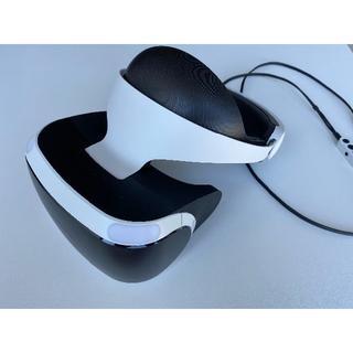 プレイステーションヴィーアール(PlayStation VR)のPSVR 本体 PlayStation Camera付き(家庭用ゲーム機本体)