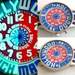 ハリウッドランチマーケット(HOLLYWOOD RANCH MARKET)の★2代目★ネオンウォッチ★ハリウッドランチマーケット★(腕時計(アナログ))