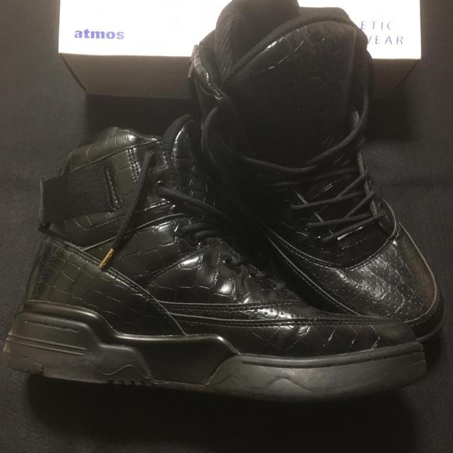 Ewing Athletics(ユーイングアスレチックス)のEWING×atmos×AK69×DJ RYOW メンズの靴/シューズ(スニーカー)の商品写真