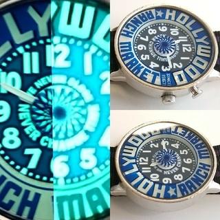 ハリウッドランチマーケット(HOLLYWOOD RANCH MARKET)の★2代目★ハリウッドランチマーケット★時計★ネオンウォッチ★(腕時計(アナログ))