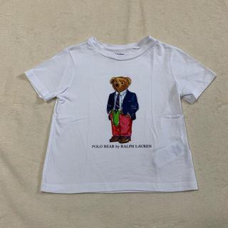 Ralph Lauren - ラルフローレン ベアTシャツ 85