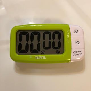 タニタ(TANITA)のTANITA タニタ 大画面タイマー TD-394(その他)