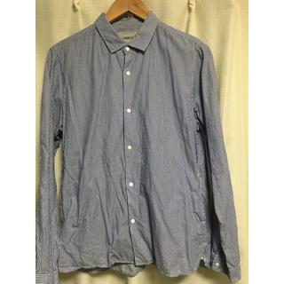 YAECA - YAECA スナップボタンシャツ Lサイズ Made in JAPAN
