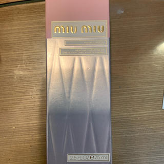 ミュウミュウ(miumiu)のmiumiu ハンドクリーム (ハンドクリーム)