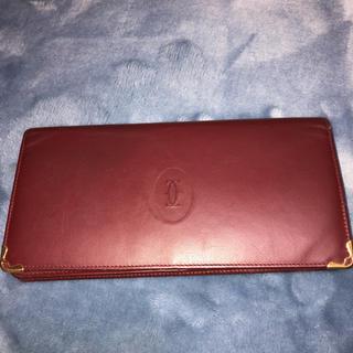 カルティエ(Cartier)のCartier  長財布(長財布)