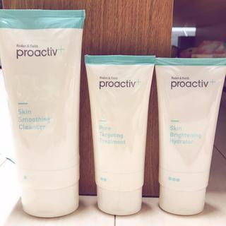 プロアクティブ(proactiv)のプロアクティブ+ 3ステップセット(美容液)