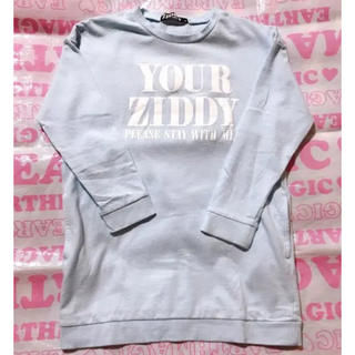 ZIDDY - ZIDDY スエット