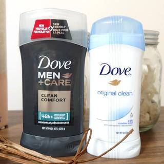 ユニリーバ(Unilever)のDove(ダブ)デオドラント 制汗剤 2種類の香りの2本セット(制汗/デオドラント剤)