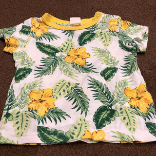 ムージョンジョン(mou jon jon)のTシャツ 80cm(Tシャツ)