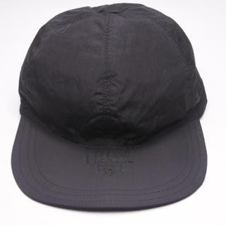 プラダ(PRADA)のPRADA プラダ 帽子 キャップ ユニセックス M ナイロン フリース 正規(キャップ)