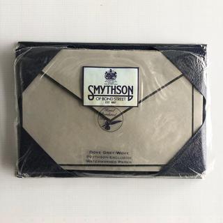 スマイソン(Smythson)のスマイソンのレターセット(10枚セット)(カード/レター/ラッピング)