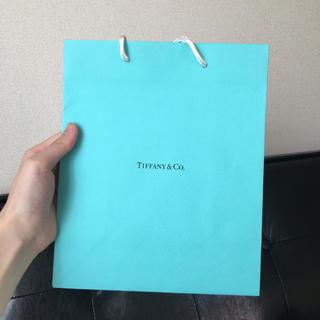 ティファニー(Tiffany & Co.)のティファニー ショップ袋 プレゼント ラッピング(日用品/生活雑貨)