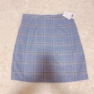 ダズリン(dazzlin)のdazzlin 台形スカート 新品(ミニスカート)