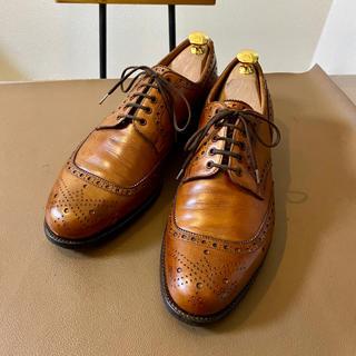 エドワードグリーン(EDWARD GREEN)のエドワードグリーン 旧工場製 革靴 メンズ ビジネス 201ラスト(ドレス/ビジネス)