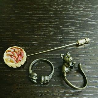 アクセサリーセット(リング(指輪))