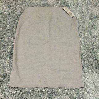 レプシィム(LEPSIM)のカットボックスミディスカート L(ひざ丈スカート)
