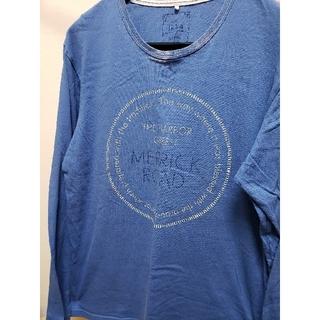 イッカ(ikka)のメンズTシャツ カットソー長袖(Tシャツ/カットソー(七分/長袖))