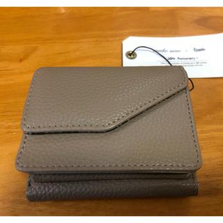 ギズモビーズ(Gizmobies)のMAIKO SANO3つ折財布①ミラー付き(財布)