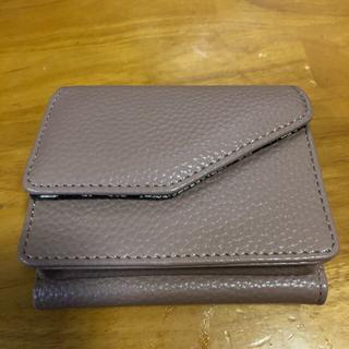 ギズモビーズ(Gizmobies)のMAIKO SANO3つ折財布②ミラー付き(財布)
